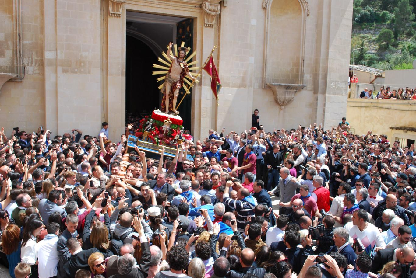 Festa di Pasqua a Scicli