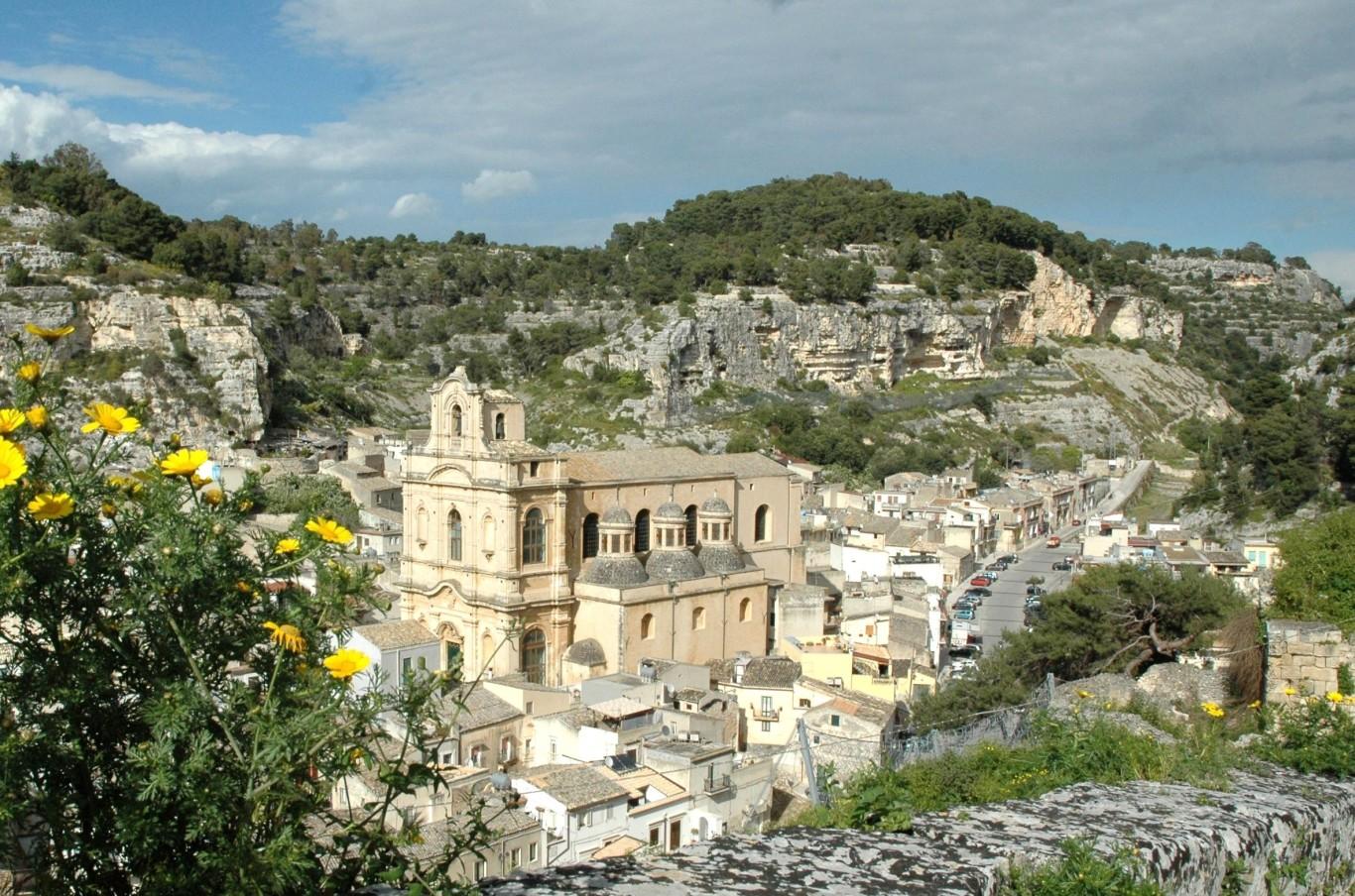 Scicli Chiesa Barocca di Santa Maria La Nova