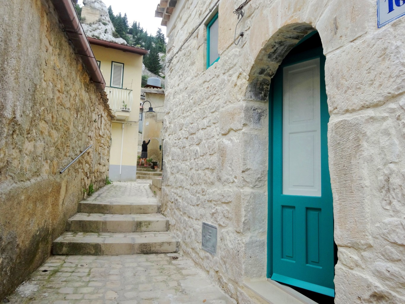 Casa Via Tivoli - C'era una volta #Scicli